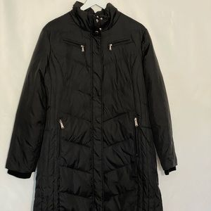 Mickel Kors Jacket No Hood Duck Feather XL